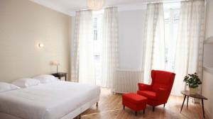 Ma chambre d'écolière à l'hôtel Ronceveau à Pau